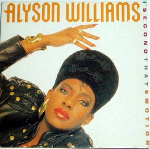 Alyson Williams - I Second That Emotion