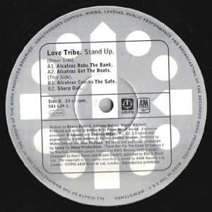 LOVE TRIBE - STAND UP