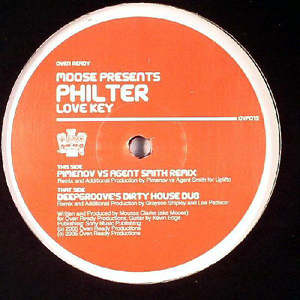 Moose Presents Philter - Love Key
