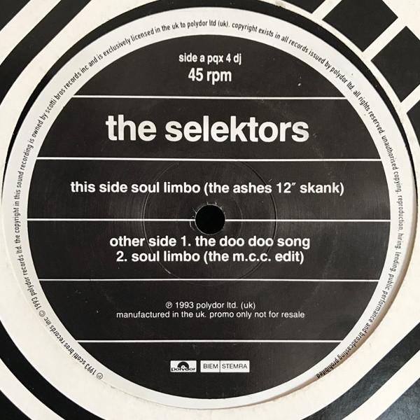 Selektors, The - Soul Limbo