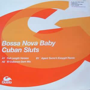 CUBAN SLUTS - BOSSA NOVA BABY