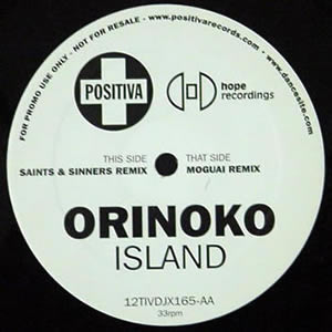 ORINOKO - ISLAND (REMIXES)
