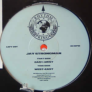 JAY STRONGMAN - EAST-WEST