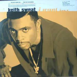 KEITH SWEAT - I WANT HER (PROMO)