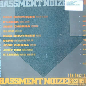 VARIOUS ARTISTS - BASSMENT NOIZE