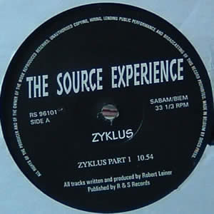 THE SOURCE EXPERIENCE - ZYKLUS