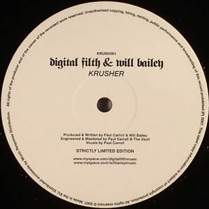 DIGITAL FILTH & WILL BAILEY - KRUSHER