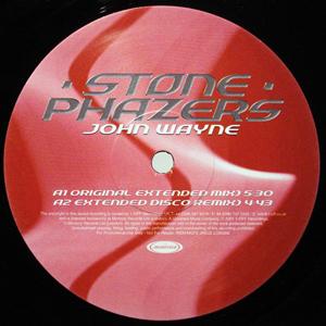 STONE PHAZERS - JOHN WAYNE