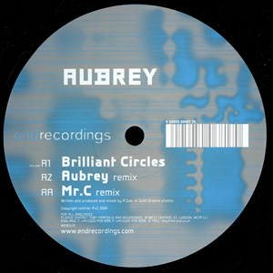 AUBREY - BRILLIANT CIRCLES