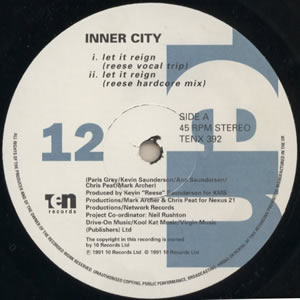 INNER CITY - LET IT REIGN