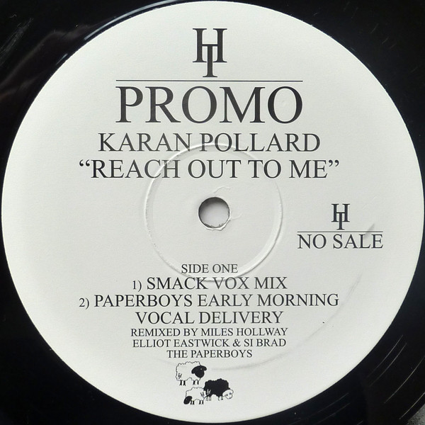Karan Pollard - Reach Out To Me