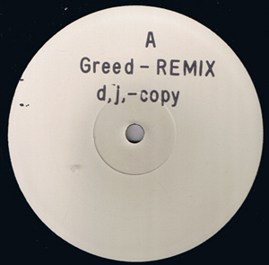 Keith Nunnally / Soul II Soul - Greed (Remix) / Happiness (Remix)