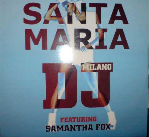 DJ MILANO - Santa Maria