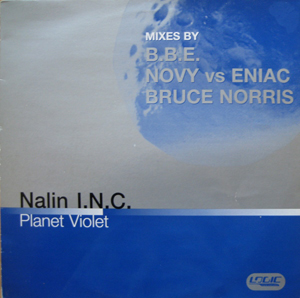 NALIN I.N.C - PLANET VIOLET REMIXES