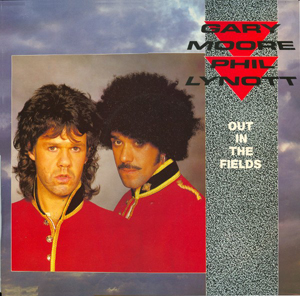 Gary Moore / Phil Lynott - Out In The Fields
