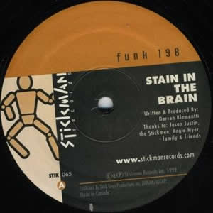 FUNK 198 - STAINS IN THE BRAIN