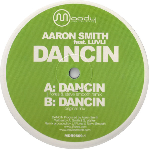 AARON SMITH FT LUVLI - Dancin