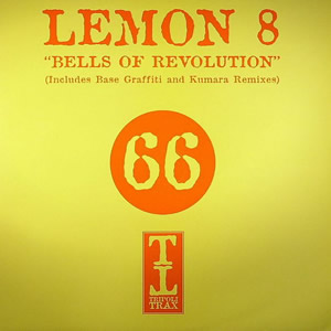 LEMON 8 - BELL OF REVOLUTION (DISC 1)