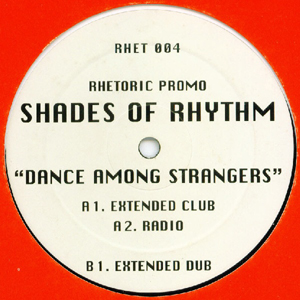 SHADES OF RHYTHM - Dance Among Strangers