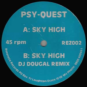 PSY-QUEST - SKY HIGH