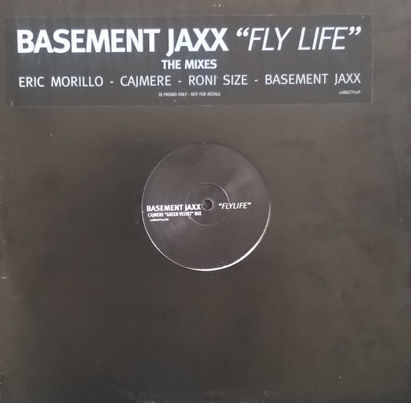 basement jaxx fly life records vinyl and cds hard to find and out