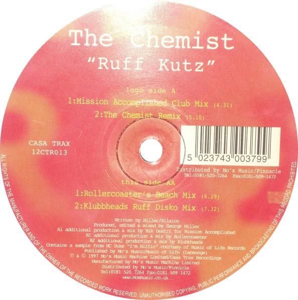 Chemist, The - Ruff Kutz