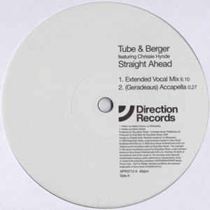 Tube & Berger - Straight Ahead