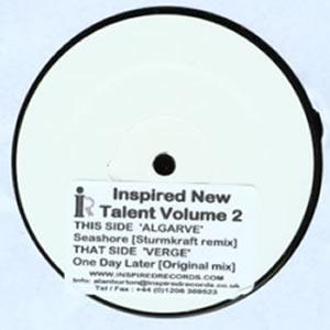 ALGARVE / VERVE - INSPIRED NEW TALENT VOLUME 2