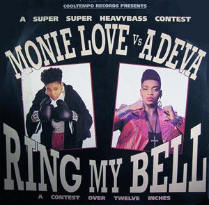 MONIE LOVE vs. Adeva - Ring My Bell