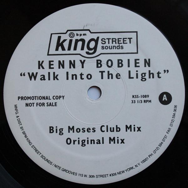 Kenny Bobien - Walk Into The Light