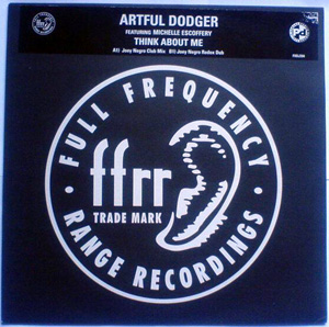Artful Dodger - Think About Me (Joey Negro Mixes)
