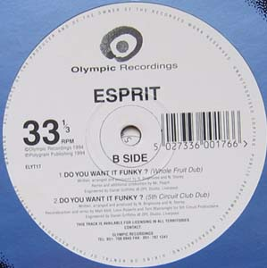 Esprit - Do You Want It Funky