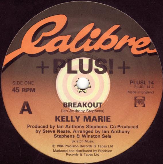 Kelly Marie - Breakout