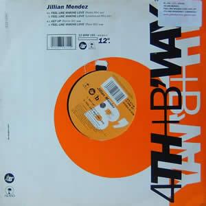 JILLIAN MENDEZ - FEEL LIKE MAKING LOVE