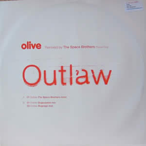 OLIVE - OUTLAW (PROMO)