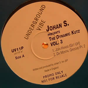 JOHAN S. PRESENTS - THE DYNAMIC KUTZ VOL. 3