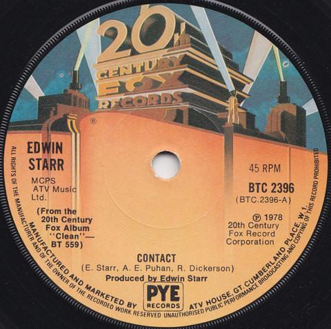 Edwin Starr - Contact
