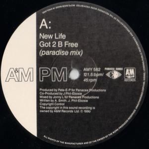 New Life - Got 2 B Free