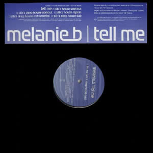 MELANIE B - TELL ME (DOUBLE)