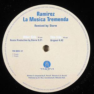 RAMIREZ - LA MUSICA TREMENDA (STORM REMIX)