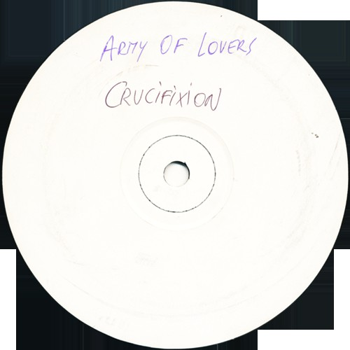ARMY OF LOVERS - CRUCIFIED - Maxi x 1