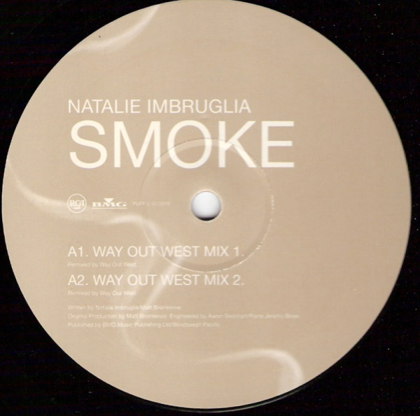 NATALIE IMBRUGLIA - SMOKE (WAY OUT WEST)