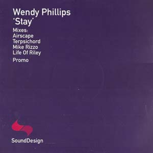WENDY PHILLIPS - STAY