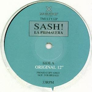 Sash! - La Primavera