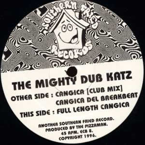 MIGHTY DUB KATZ - CANGICA