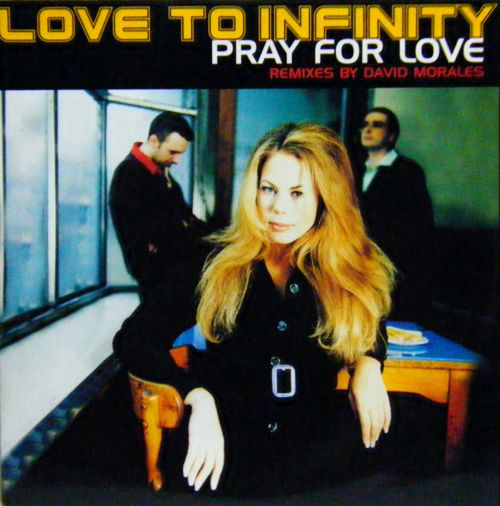 LOVE TO INFINITY - PRAY FOR LOVE
