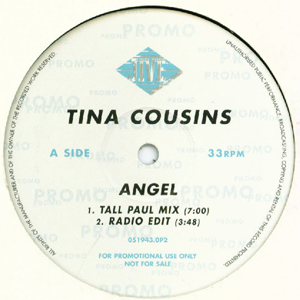 TINA COUSINS - ANGEL (REMIXES 2)