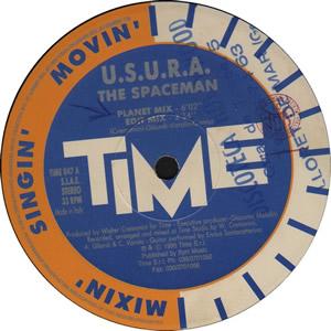 U.S.U.R.A. - THE SPACEMAN