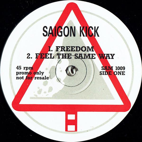 Saigon Kick - Freedom