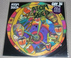 Atom Seed - Get In Line